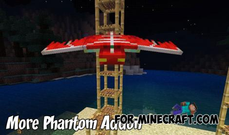 More Phantom Addon for Minecraft PE 1.9