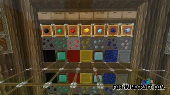 Sphax PureBDCraft Texture for Minecraft PE