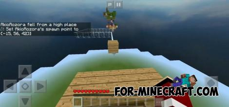Parkour Master Map for Minecraft PE