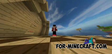 Parkour Master Map for Minecraft PE 1.9