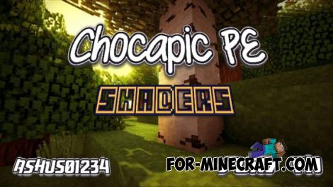 Chocapic Shaders for Minecraft PE (Win10)