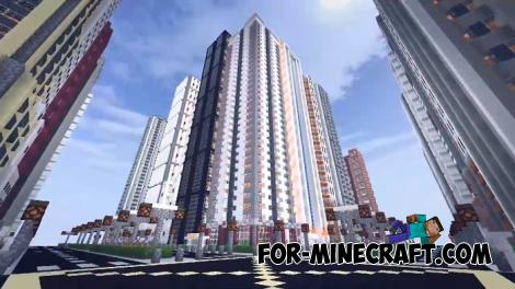 Ryan City for Minecraft 1.2/1.9.0.5