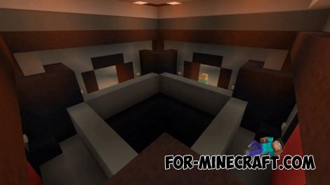 Labyrinth of Doom Map for MCPE 1.8.1/1.9