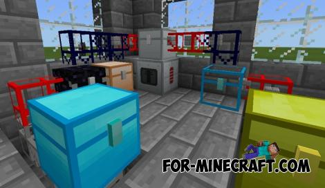 Iron Chests mod for MCPE