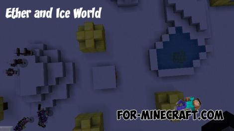 Ether and Ice World Map for Minecraft PE