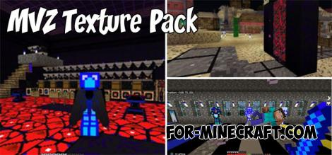 MVZ Texture Pack for Minecraft PE