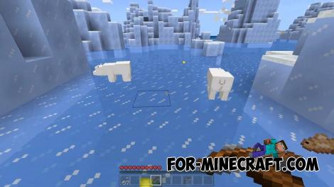 Download Minecraft PE 1.8.1 iOS [ipa]