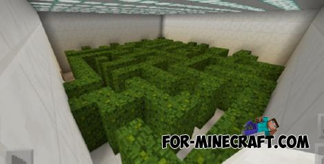FoggyGoggy Map for Minecraft PE 1.9.0.5