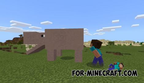 ZooCraft Addon for MCPE 1.9+