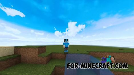 Faithful Lapina for MCPE 1.8/1.9