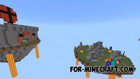 One Hit Map for Minecraft PE 1.8.11.9.0.X