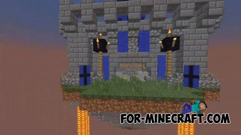 One Hit Map for Minecraft PE