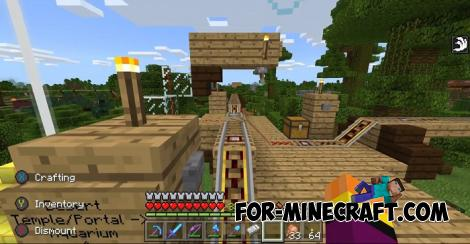 MCPE Zoo Map for Minecraft BE