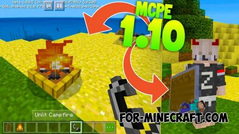 Minecraft PE 1.10 - Upcoming Features