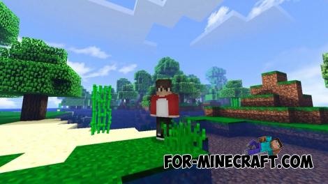 MM Shader for Minecraft PE (MCBE) 1.9+