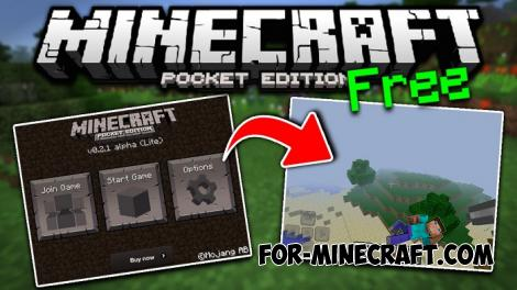 Old Pocket UI for Minecraft PE 1.8.1/1.9