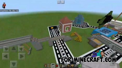 VB66 City for MCPE 1.9/1.10.0.3+
