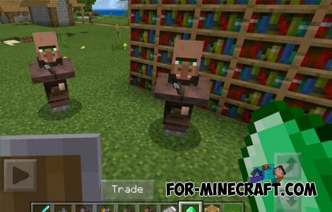 Minecraft PE 1.10.0.3 - Some Features
