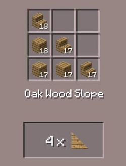 Slopes Mod for Minecraft PE