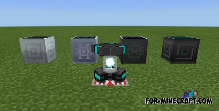 advanced solar panel minecraft