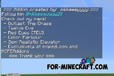 Simple Kits Addon for Minecraft PE 1.10/1.11