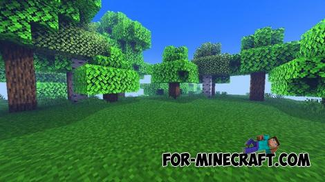 Power Shaders PE for Minecraft Bedrock