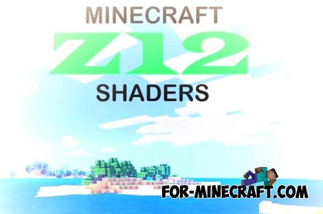 Z12 Shader for Minecraft Windows 10