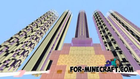 Infinite AntiDropper Map for Minecraft PE