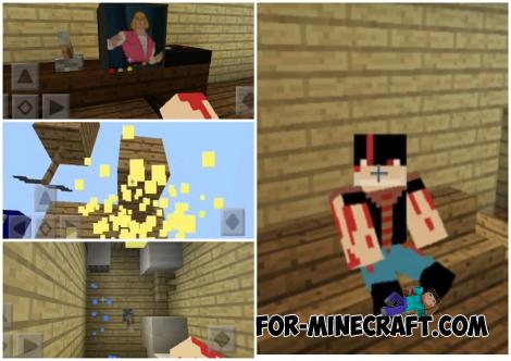 Building Materials & Furniture Mod for Minecraft PE