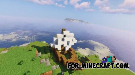 Shipwreck Island Map for Minecraft PE 1.10