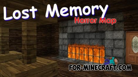 Lost Memory Map for Minecraft PE 1.9/1.10.0.4+