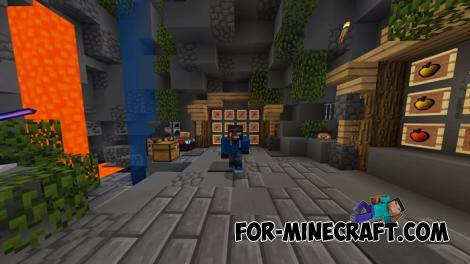 Private Texture Pack for Minecraft PE 1.9 & 1.10