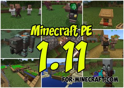 Download Minecraft PE 1.11.0.1