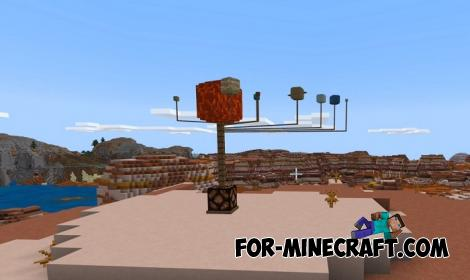 Solar System Addon for Minecraft PE 1.10/1.11