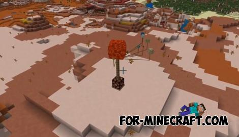 Solar System Addon for Minecraft PE 1.11