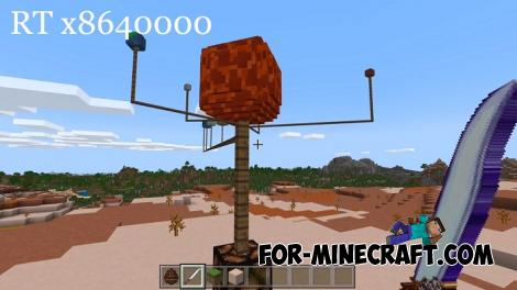 Solar System Addon for Minecraft PE