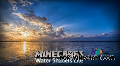 Water Shaders Renewed for Minecraft BE 1.11
