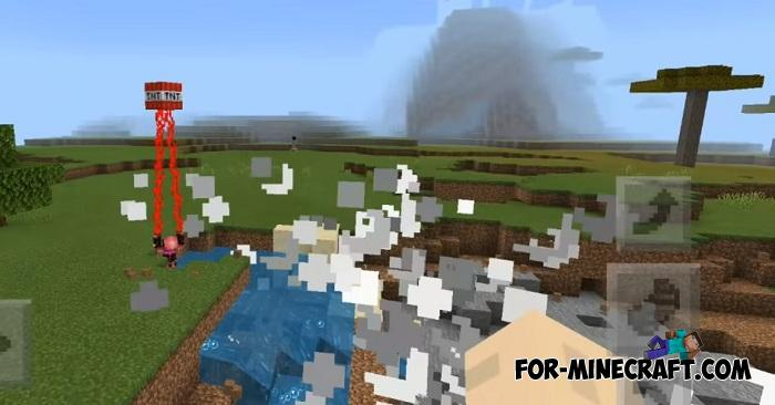 Griefer King Addon for Minecraft PE 1 11 0 5