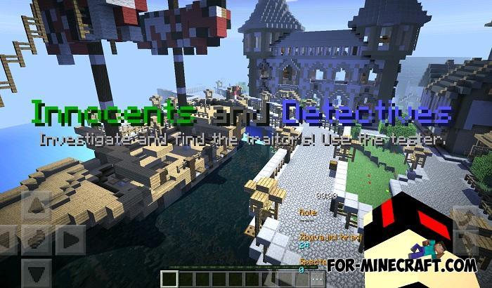 Servers for Minecraft Pocket Edition
