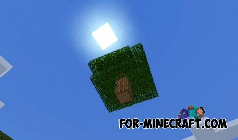 Be a Tree Skin Pack for Minecraft PE 1.2