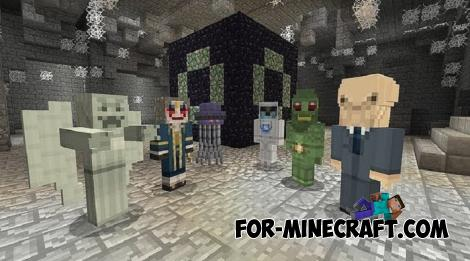 DrWho Addon for Minecraft PE 1.11