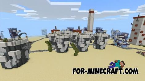 Bikini Bottom for Minecraft PE