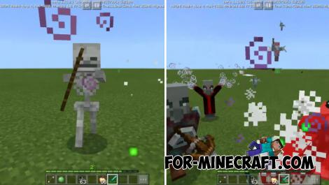 Morph Boss Addon for Minecraft PE 1.11.0.4