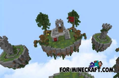 Egg Wars for Minecraft PE 1.11+