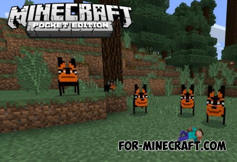 Guard Dog Addon for Minecraft PE