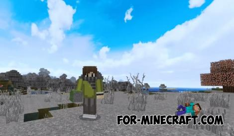 Realism Pack for Minecraft PE 1.11.0.5