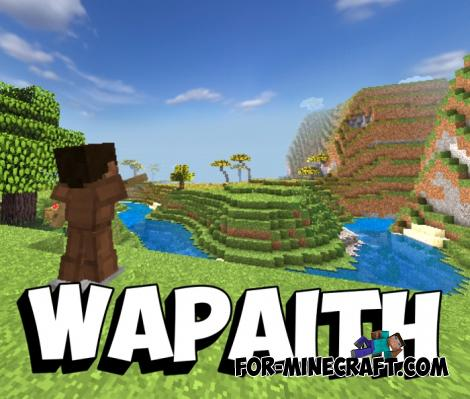Wapaith Shader for Minecraft BE 1.11
