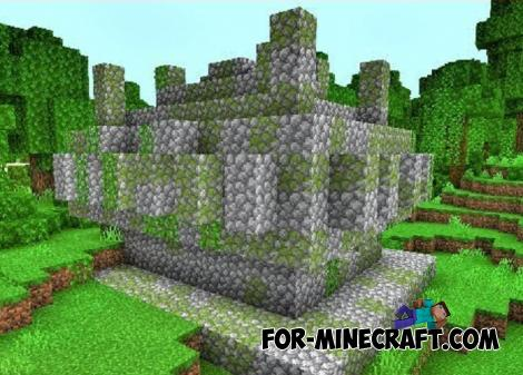 Two Jungle Temples Seed for Minecraft PE