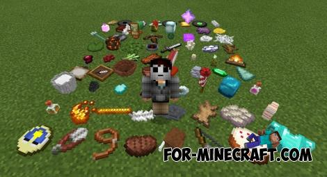 PlaceMe (Placeable Items) Addon for Minecraft PE