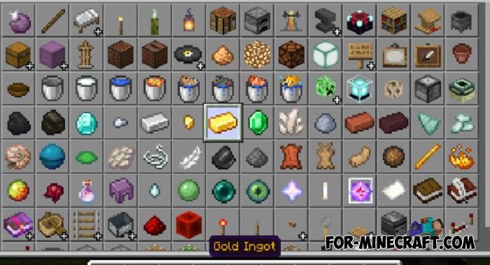Items Rarity Addon v1 1 for Minecraft PE 1 12+